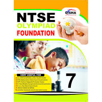 Class 7- Foundation guide of NTSE / Olympiads