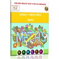 Class 3- International maths Olympiad (IMO) - Mock test series