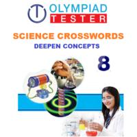 Class 8 Science 50 Printable Crosswords (PDF)