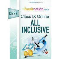 Meritnation- Online CBSE course, All inclusive- Class 9