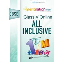 CBSE All inclusive Online Course- Class 5
