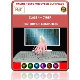 Class 6, History of computers, Online test for Cyber Olympiad