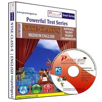 Class 10- NTSE preparation- Powerful test series (CD)