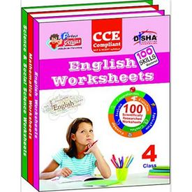 Class 4- Perfect Genius English, Mathematics, Science & Social Science Worksheets for Class 4 (Based on Bloom s taxonomy) & Subscription to GLOWSOT & GLOWMOT