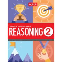 The official Olympiad book of reasoning- Class 2