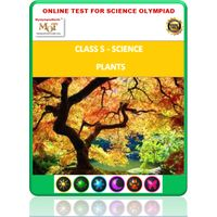 Class 5 Science worksheets- Plants