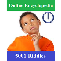 Online Encyclopedia of 3000 riddles across 15 topics