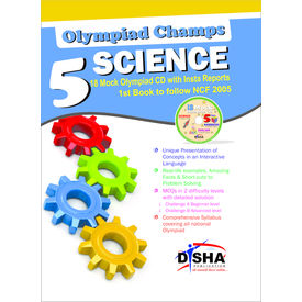 Class 5- Olympiad champs- Science