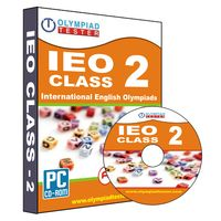Class 2- IEO Olympiad preparation (CD Pack)