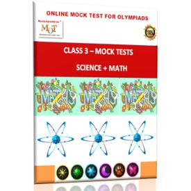 Class 3 IMO NSO Olympiad mock test series.