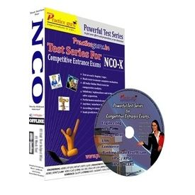 Class 10- NCO Olympiad preparation- (1 CD Pack)