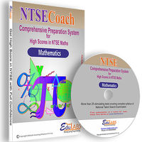 Class 10- NTSE Math preparation- (CD by iachieve)