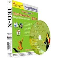Class 10- IEO Olympiad preparation- (1 CD Pack)