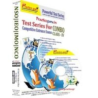 Class 4- NSO NCO IEO IMO test series (CD Pack)