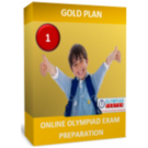 Class 1, IMO Exam Preparation Guide, Gold Plan