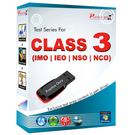 Class 3- Combo Pack (IMO / NSO / IEO / NCO) Pen Drive