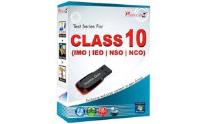 Class 10- Combo Pack (IMO / NSO / IEO / NCO) Pen Drive