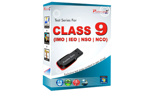 Class 9- Combo Pack (IMO / NSO / IEO / NCO) Pen Drive