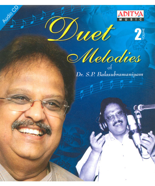 Duet Melodies of S. P. Balu Vol- 2. (Tamil) ~ ACD
