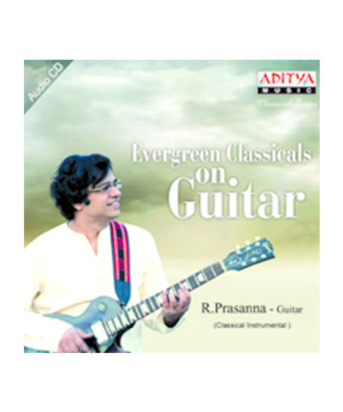 Evergreen Classicals on Guitar~ ACD