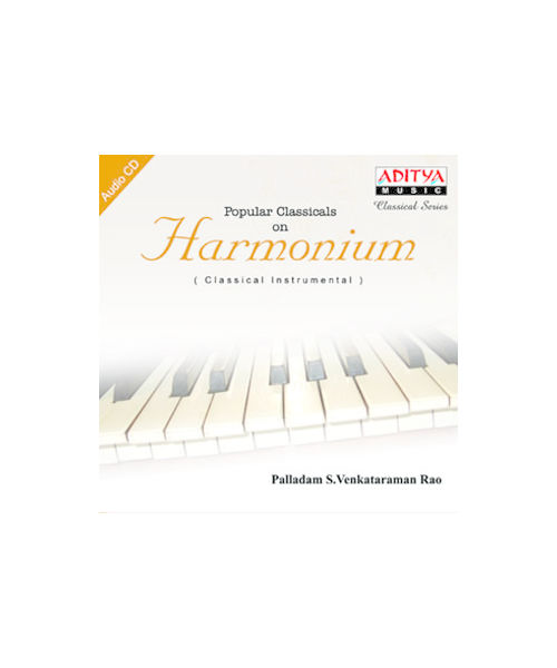 Popular Classicals on Harmonium~ ACD