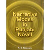 Narrative Modes in Punjabi Novel