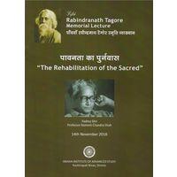 The Rehabilitation of the Sacred (Bilingual)
