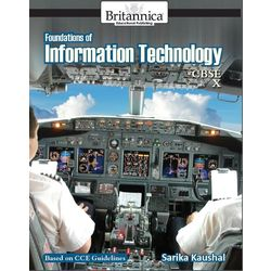 Foundations of Information Technology CBSE X