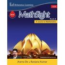 New MathSight With Practice Book 8 (With CD)