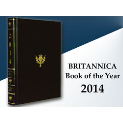 2014 Britannica Book of the Year (A Review of 2013)