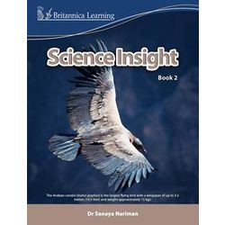 New Science Insight Book 2