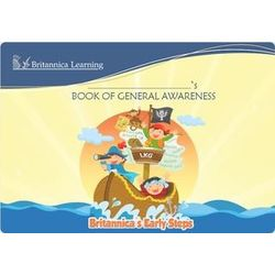 Britannica s Early Steps- Book of General Awareness- LKG- Paperback