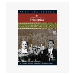 Encyclopaedia Britannica Guide to Black History CD