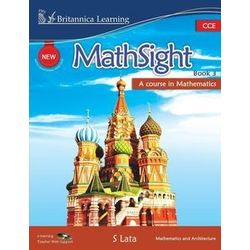 New MathSight With Practice Book 3 (With CD)