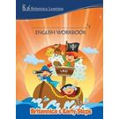 Britannica's Early Steps– English Workbook- LKG- Paperback
