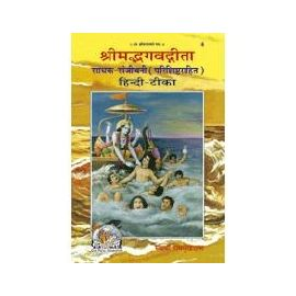 Gita Press- Shrimad Bhagwatgeeta Sadhak Sanjivni With Hindi Translation By Swami Ramsukh Das