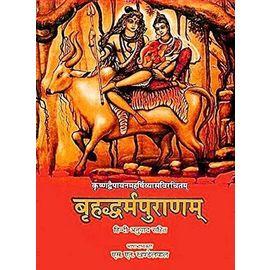 Brihad Dharma Purana By S. . N. Khandelwal