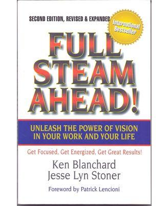 Full steam ahead: unleash the