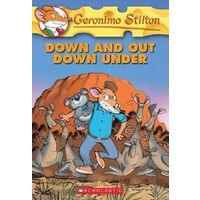 Geronimo Stilton# 29 Down And Out Down Under