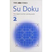 The Times Sudoku Book 2(Nr)