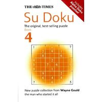 The Times Sudoku Book 4(Nr)