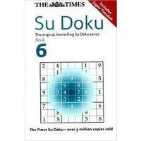 The Times Sudoku Book 6(Nr)