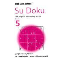The Times Sudoku Book 5(Nr)