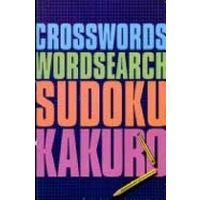 Crosswords Wordsearch Sudok