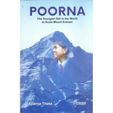 Poorna The youngest Girl In The World To Scale Mount Everest