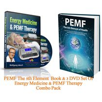 PEMF Book & 3 DVD Set Combo Pack