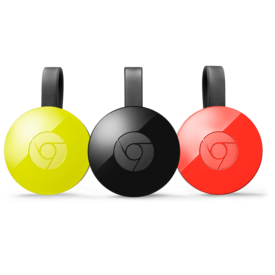 Genuine Google Chromecast 2 Digital HD Media Streamer HDMI 2nd Generation 2015