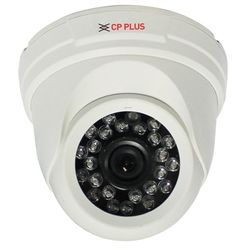 CP Plus CORAL HDCVI 720P 1.0MP IR Dome Night Vision CCTV Camera (CP-VCG-D10L2V1)