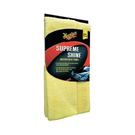 Meguiars Supreme Shine Microfiber Towel - 16  x 24  , 1 pc