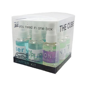 Carpro - THE CUBE, Starter Kit with Sample Packs